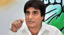 Raj Babbar resigns as Congress Uttar Pradesh president