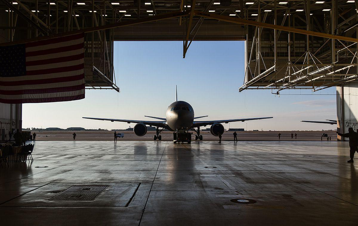 One KC-46 delivery has been halted due to electrical system problems