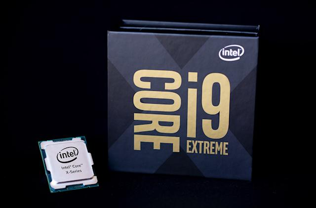 Intel's workstation X-series chips are a bit faster and much cheaper
