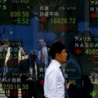 Asia stocks rise as end to U.S. government shutdown buoys Wall St., dollar steady