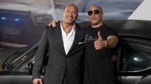 Dwayne Johnson thanks Vin Diesel, teases 'Fast & Furious' return