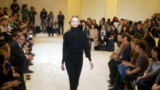 Style.com Fashion Shows - Jil Sander: Fall 2011 Ready-to-Wear