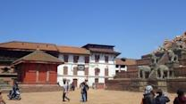 US Tourist Captures Widespread Destruction in Historic City of Bhaktapur