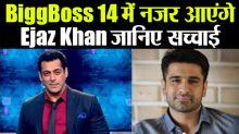 Actor Ejaz Khan Is Confirmed for Biggboss 14