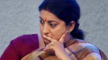 Sabarimala temple row: Twitterati rake Union minister Smriti Irani over coals for menstrual blood quote; she responds with 'fake news'