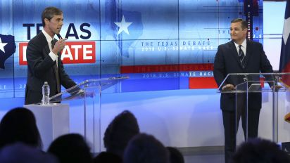 Beto O'Rourke goes after 'Lyin' Ted' in debate