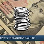 Governer DeWine looks to use the rainy day fund to ease state's financial burden during the pandemic