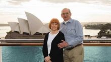Princess Cruises Celebrates Most-Travelled Guest Marking 2,500 Days at Sea and 282 Cruises
