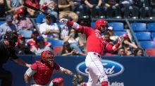 6-1. El cubano José García encabeza victoria cómoda de Rojos