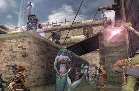 Final Fantasy XI developers answer more player questions