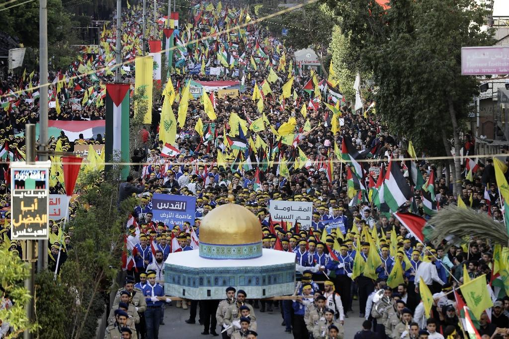 Image result for hezbollah supporters