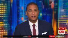 CNN's Don Lemon doubles down on controversial 'white men' comments