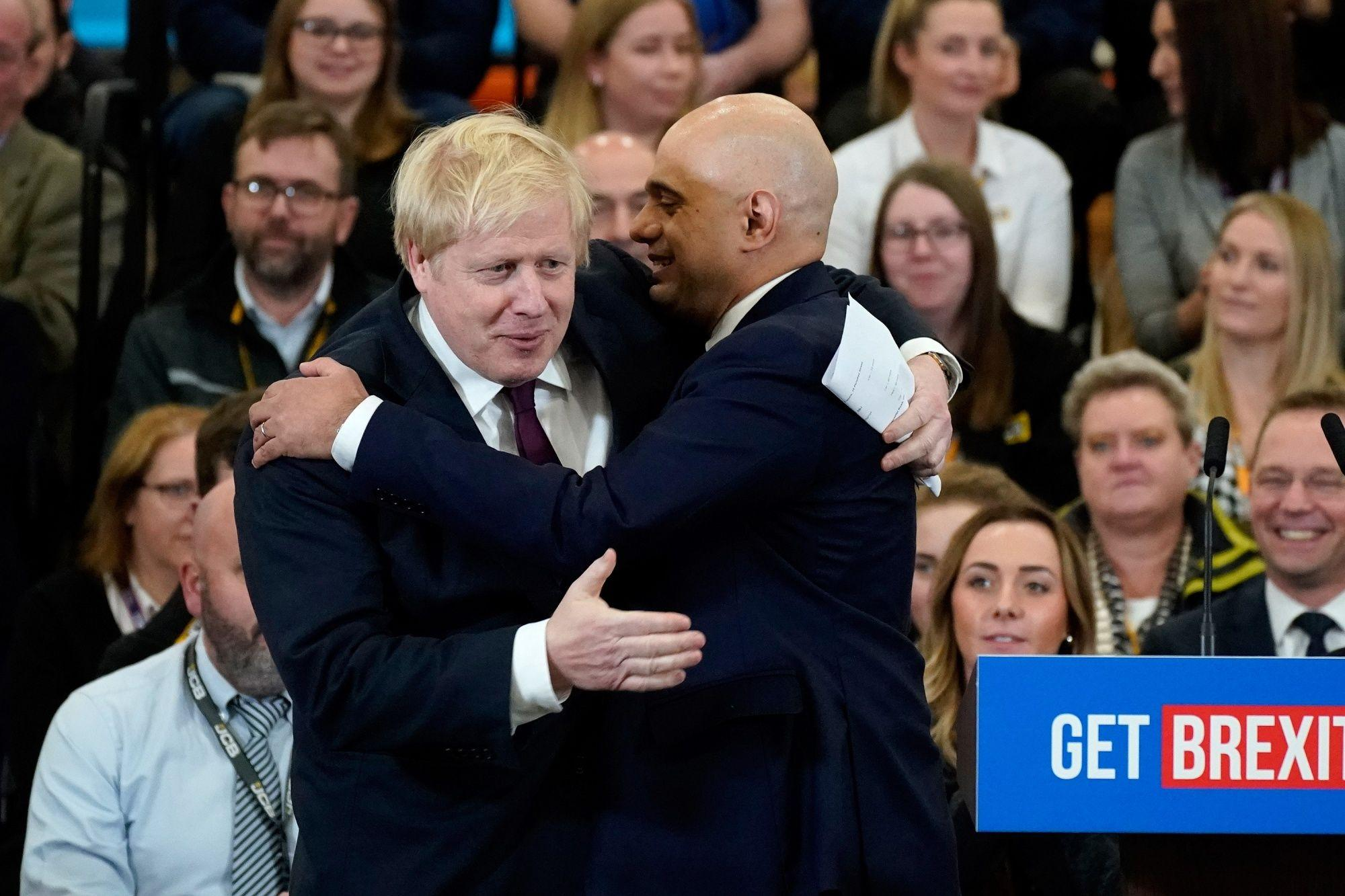 With Javid's Departure, Boris Johnson Really Has Seized Control