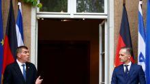 Maas sieht Verbesserungsbedarf in Beziehungen zwischen EU und Israel