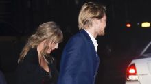 Taylor Swift and Boyfriend Joe Alwyn Celebrate His Film The Favourite in L.A. with Emma Stone