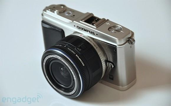 Olympus E-P1 review roundup