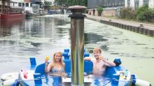 Lidos, pools, boats and kayaks... dive in to London's world of water fun