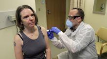 Coronavirus vaccine trial in Seattle