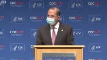 COVID-19 vaccine should be ready for most vulnerable late this year, for everyone by spring, HHS Secretary Alex Azar says
