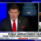 Marie Yovanovitch calls Trump tweet 'very intimidating'