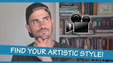 How to find your artistic style or voice