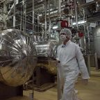Iran 'quadruples production' of enriched uranium amid rising tensions with Trump