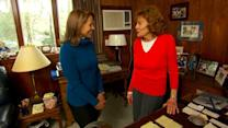 Sue Paterno speaks with Katie Couric