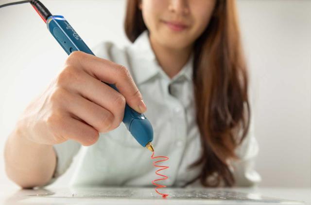 3Doodler's latest pen promises jam-free 3D printing
