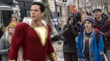 'Shazam!' has bigger opening weekend than 'Aquaman' at the UK box office