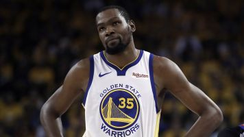 KD likely won't be ready for start of Finals