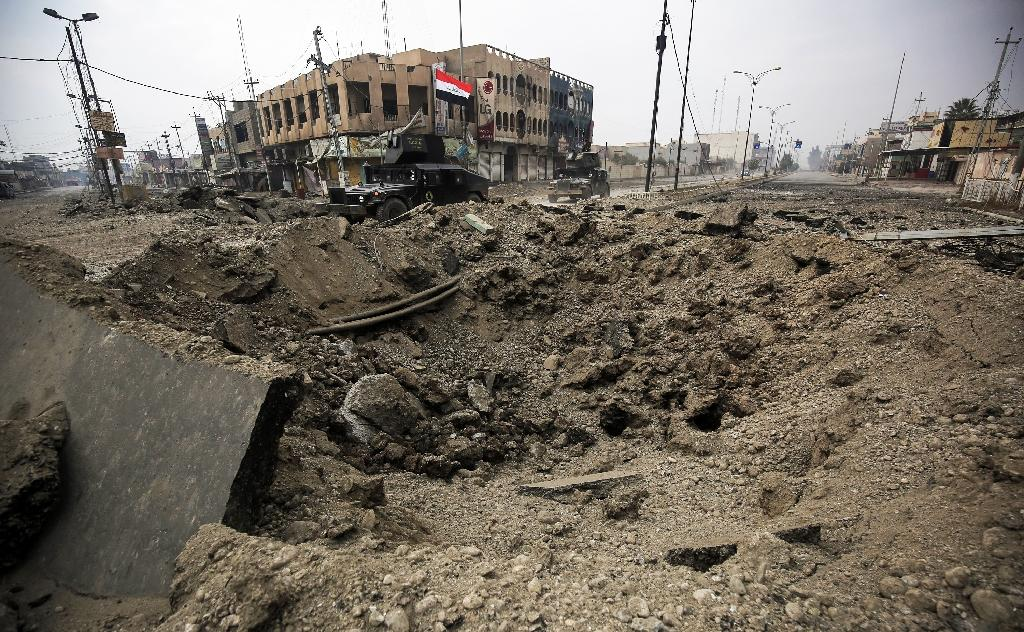 It took Iraqi special forces more than two months to clear the eastern side of Mosul