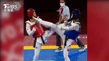 再添獎牌!19歲跆拳道小將羅嘉翎奪下女子57公斤級銅牌