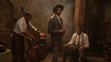 Netflix unveils first look at Chadwick Boseman's final role in Ma Rainey's Black Bottom