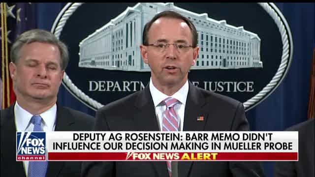Image result for photos of mueller barr rosenstein