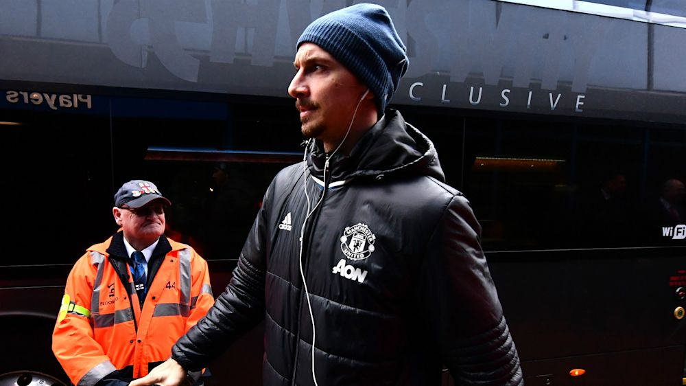 Ibrahimovic tipped for December return by training partner Cole
