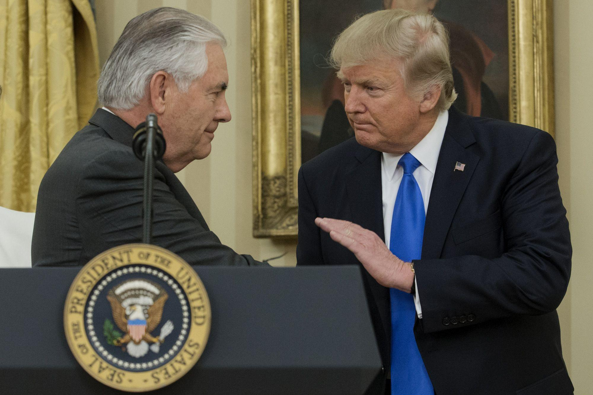 Tillerson story creates Trump's latest possible impeachable offense