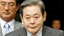 Lee Kun-hee, président de Samsung Electonics, est mort