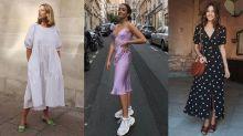 Chegou a primavera: 6 vestidos favoritos das europeias nesta temporada