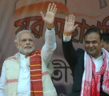 From Youth Leader to Assam Chief Minister, Himanta Biswa Sarma Has Come a Long Way