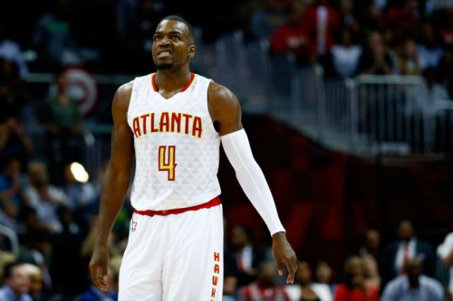 Paul Millsap hears Colorado is lovely this time of year. (Getty)