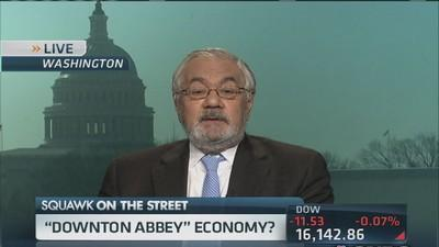 Barney Frank: America over-committed internationally