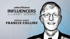 National Institutes of Health (NIH) Director Dr. Francis Collins joins Influencers with Andy Serwer
