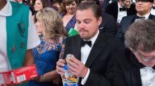 Pfadfinderinnen werben mit Leonardo DiCaprio