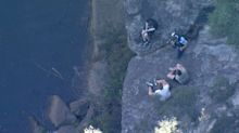 Teen's body found in Sydney swimming hole