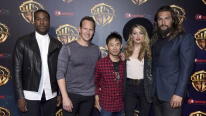 Meet the heroes and villains of Aquaman