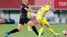 Kerr leads Matildas to Tokyo win over NZ