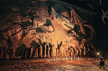 Dark Souls 2 Crown of the Sunken King DLC floats new imagery