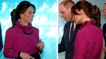 Duchess of Cambridge wears £5 Accessorize earrings on Ireland tour