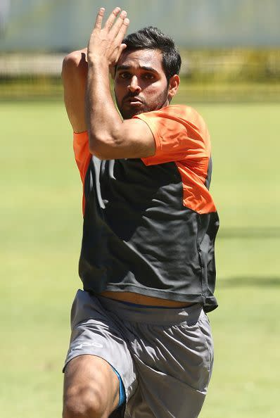Bhuvi would be desperate to perform in the ODI series