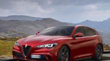 2020 Alfa Romeo Giulietta Going Rear-Drive
